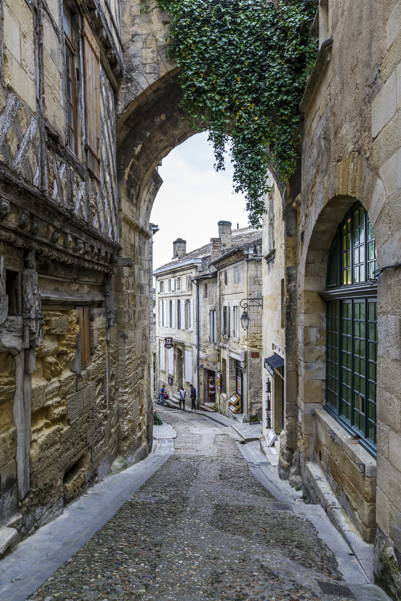 Saint-Emilion-Bordeaux