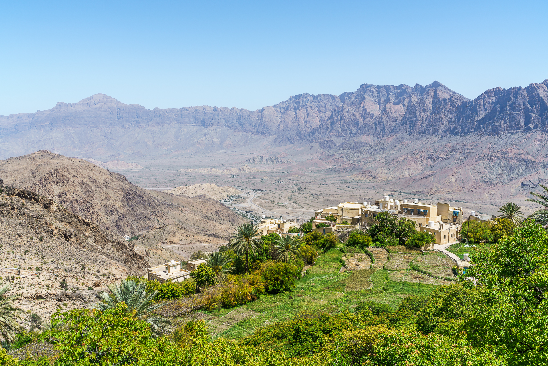 Wakan-village-Oman