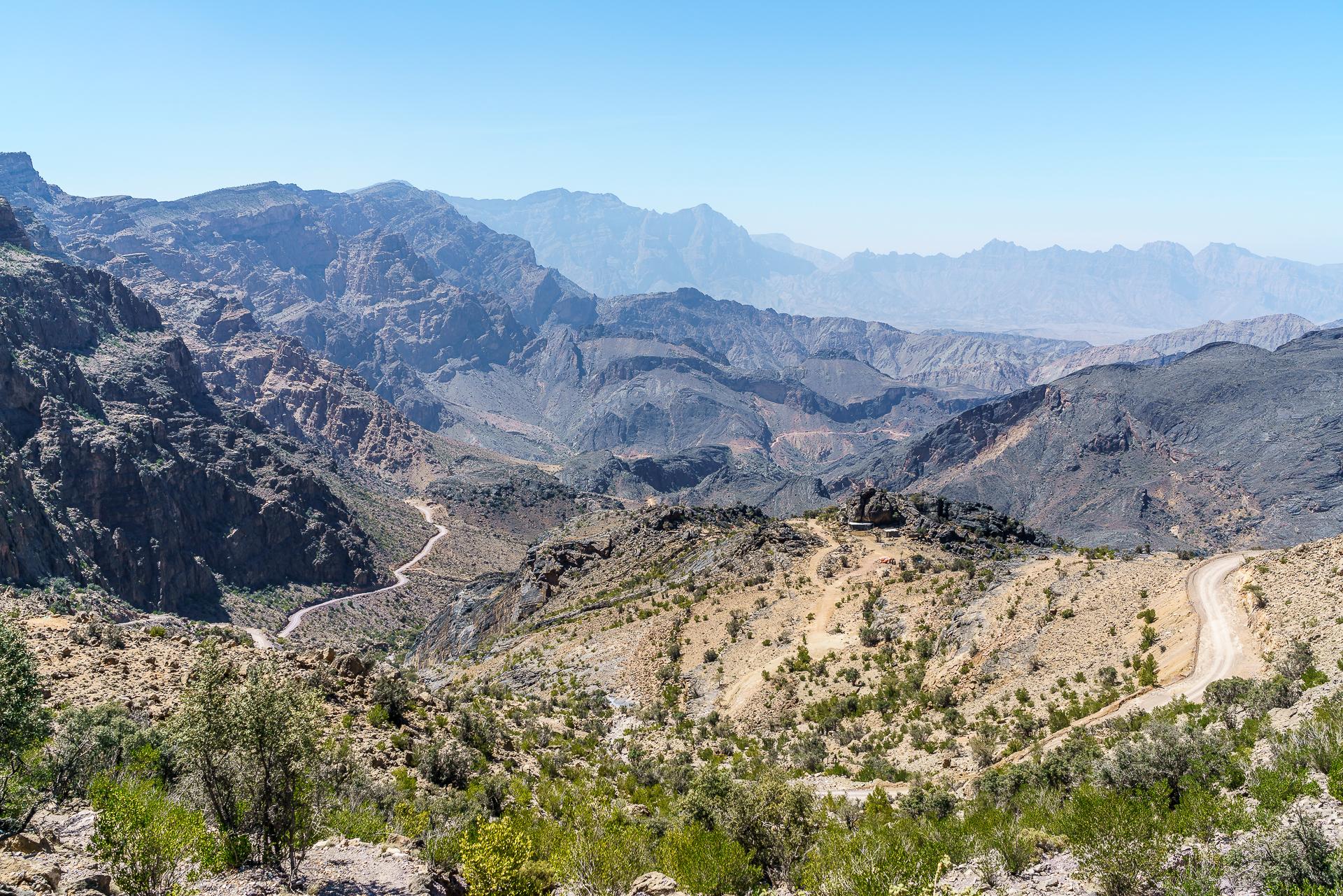 al-hajar-Berge