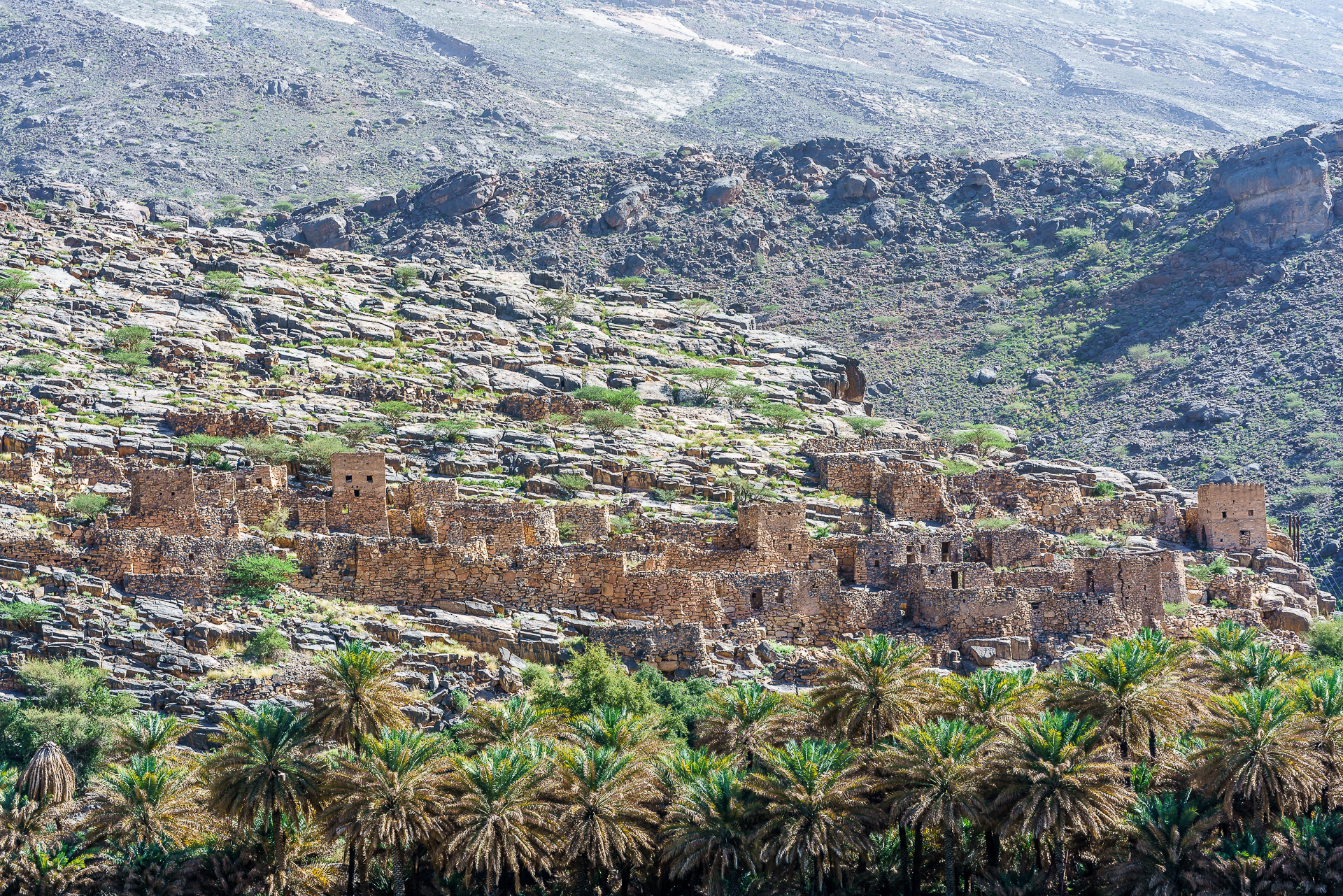 al-hamra-alte-Siedlung