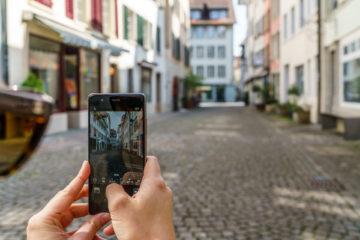 Bessere Smartphone Fotografie Dank RAW und Lightroom Mobile