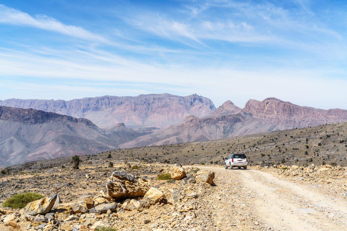Oman Roadtrip – offroad von Muscat nach Nizwa