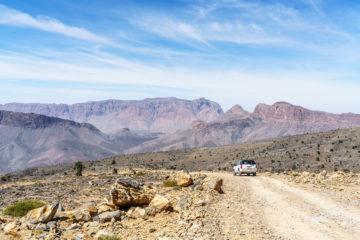 Oman Roadtrip - offroad von Muscat nach Nizwa