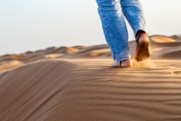 Wahiba Sands - Desert Camp - ab in die Wüste von Oman