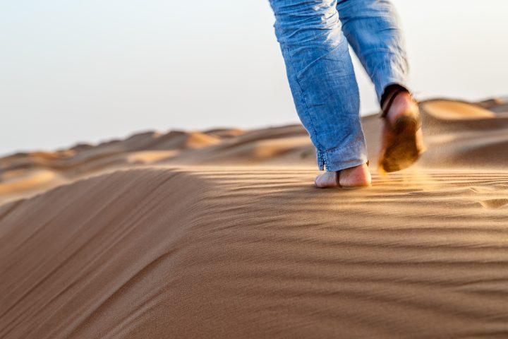 Wahiba Sands – ab in die Wüste