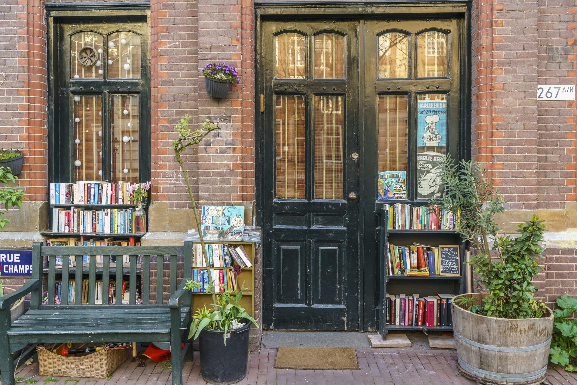 Amsterdam-Historisches-Zentrum