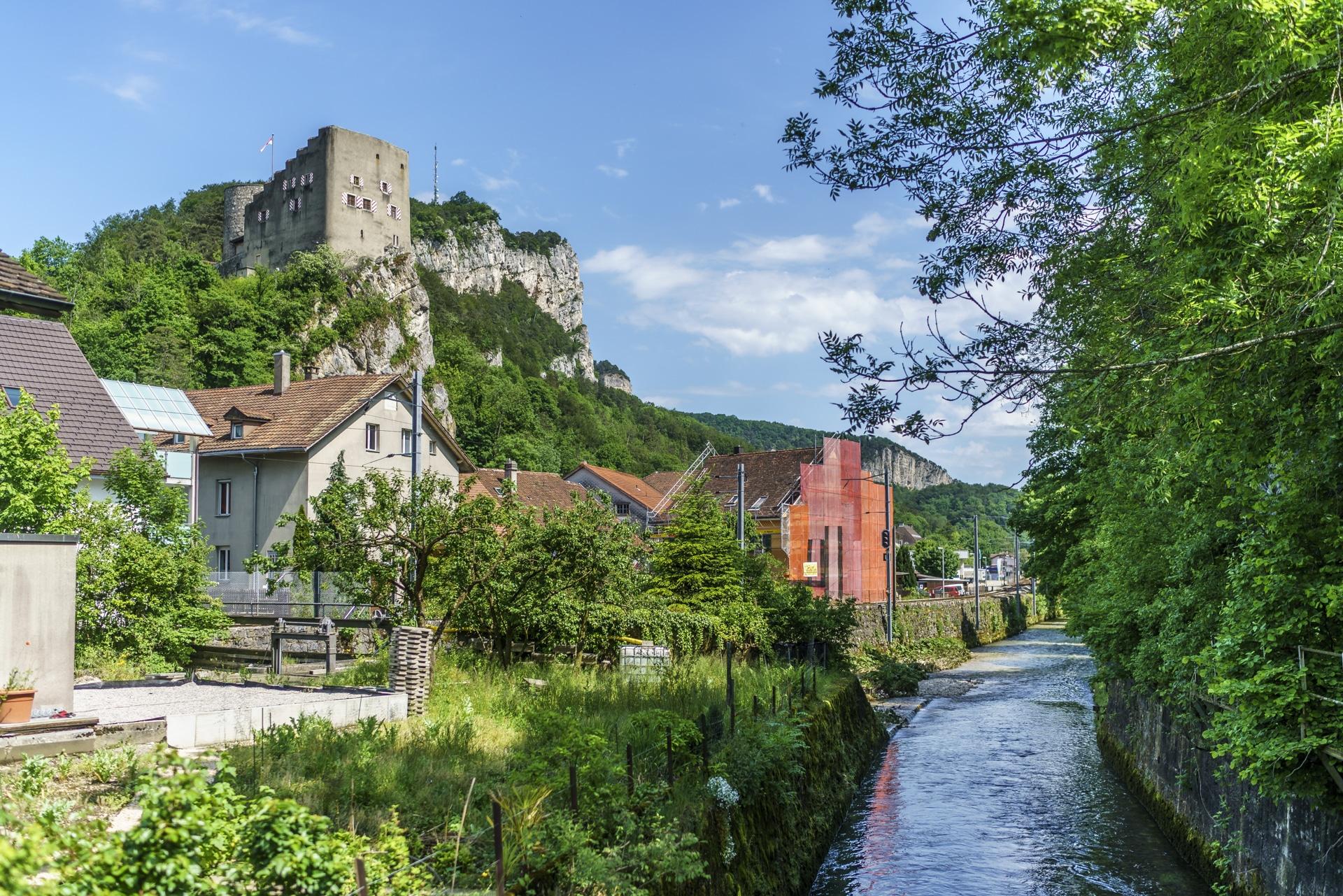 Balsthal-Burg-Alt-Falkenstein