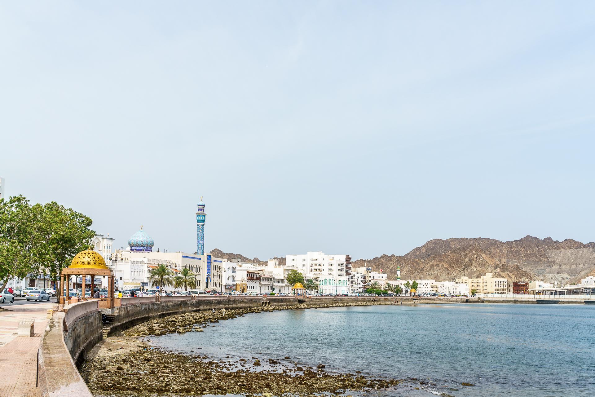 Corniche-Matrah