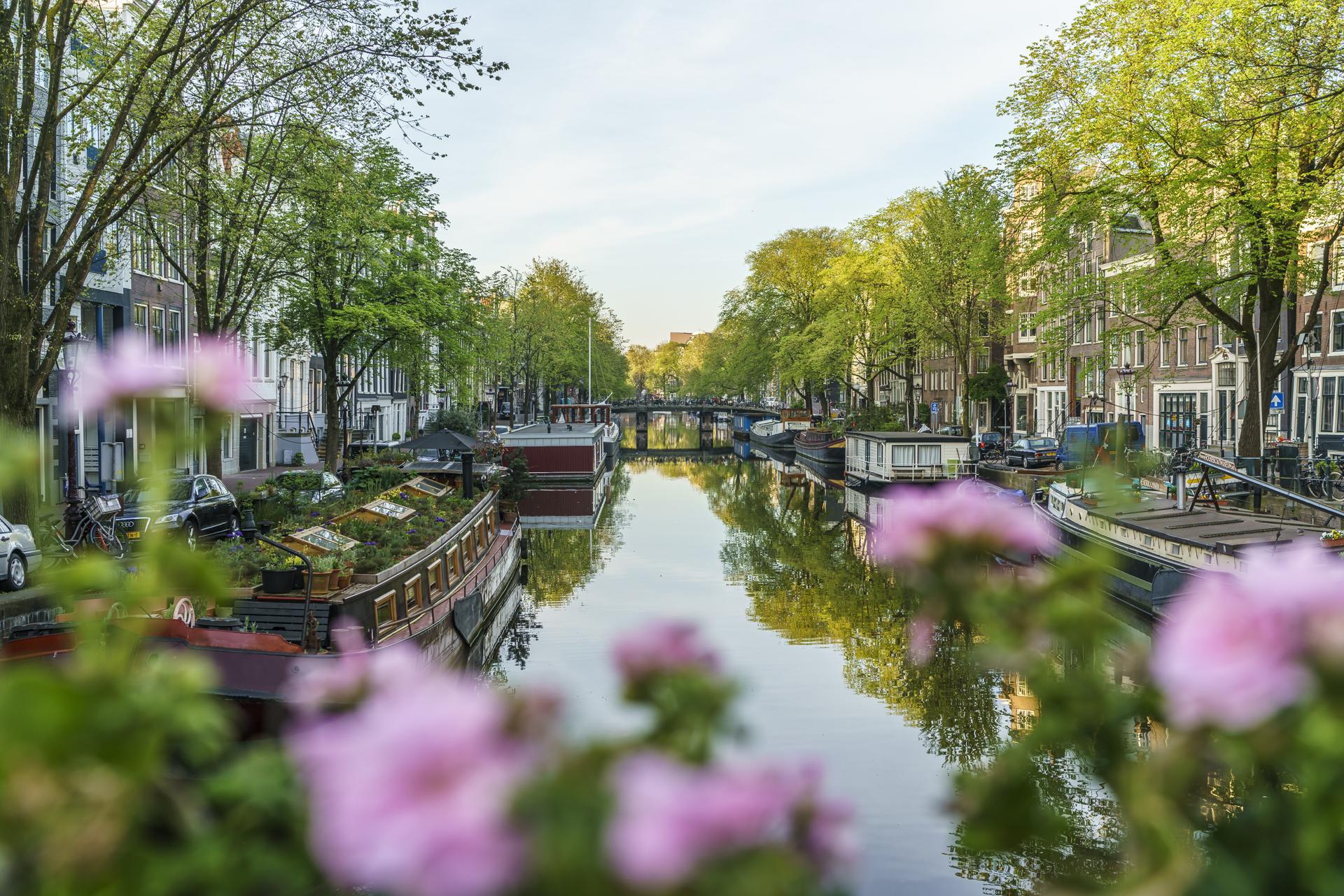 Grachten-Amsterdam