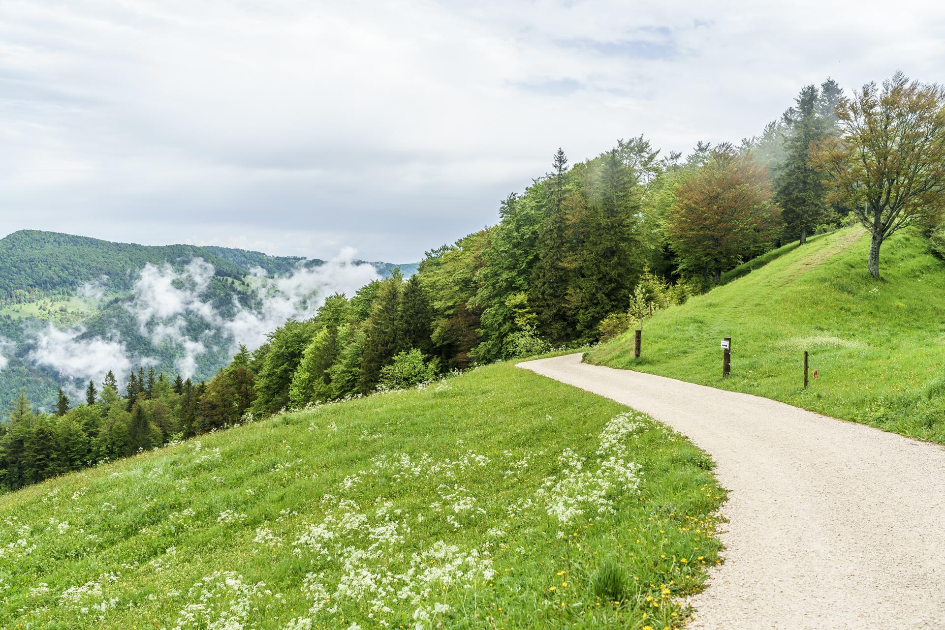 Jura-Hoehenweg-Naturpark-Thal