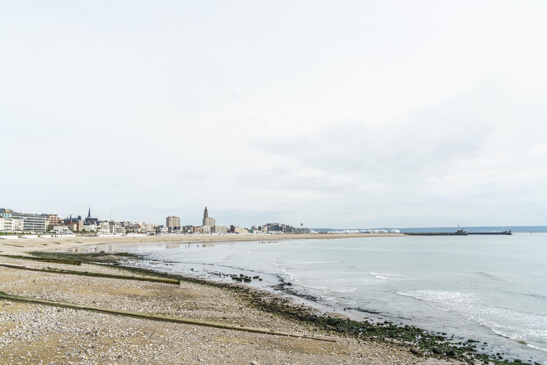 Le-Havre-Normandie-Strand