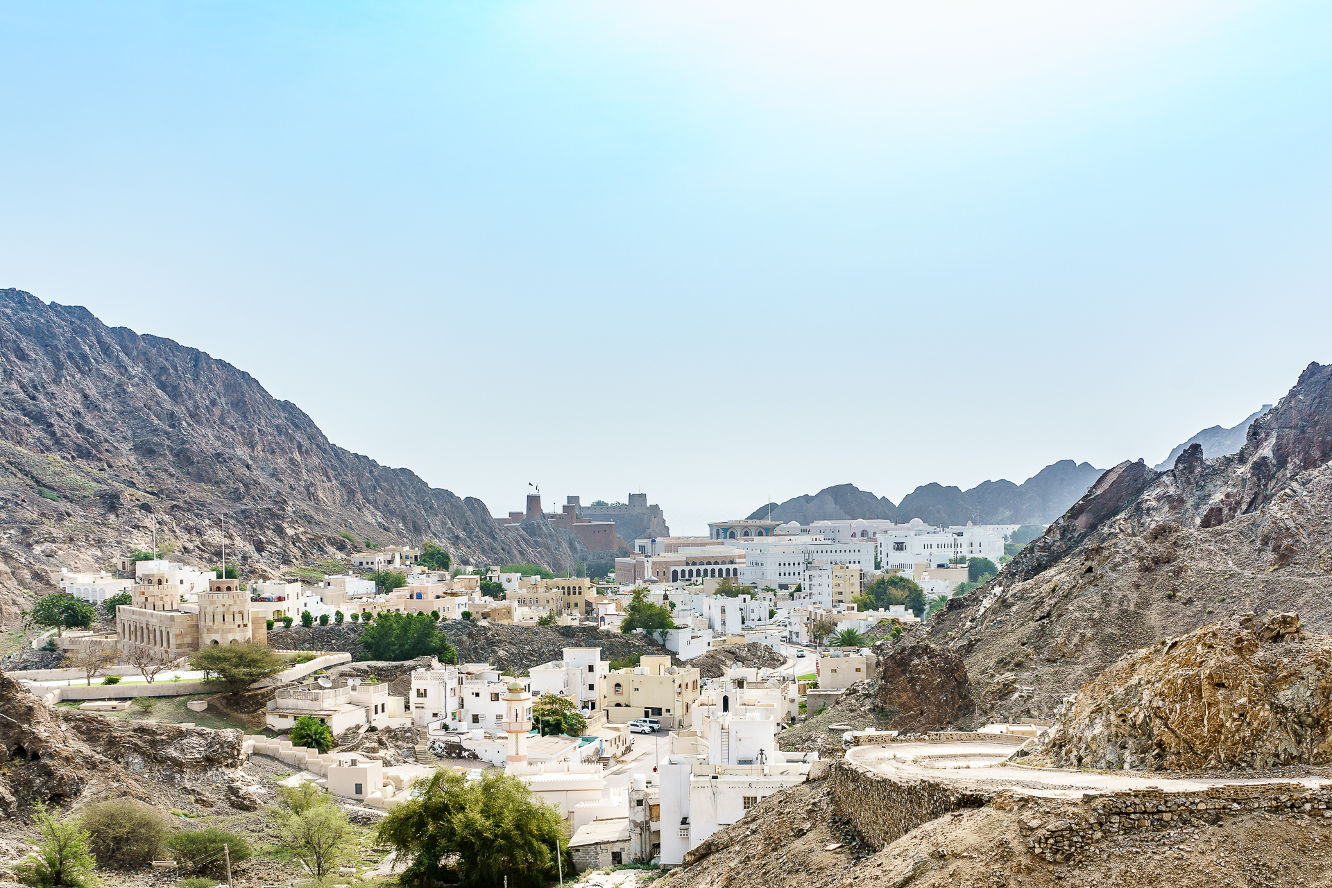 Muscat-old-Town