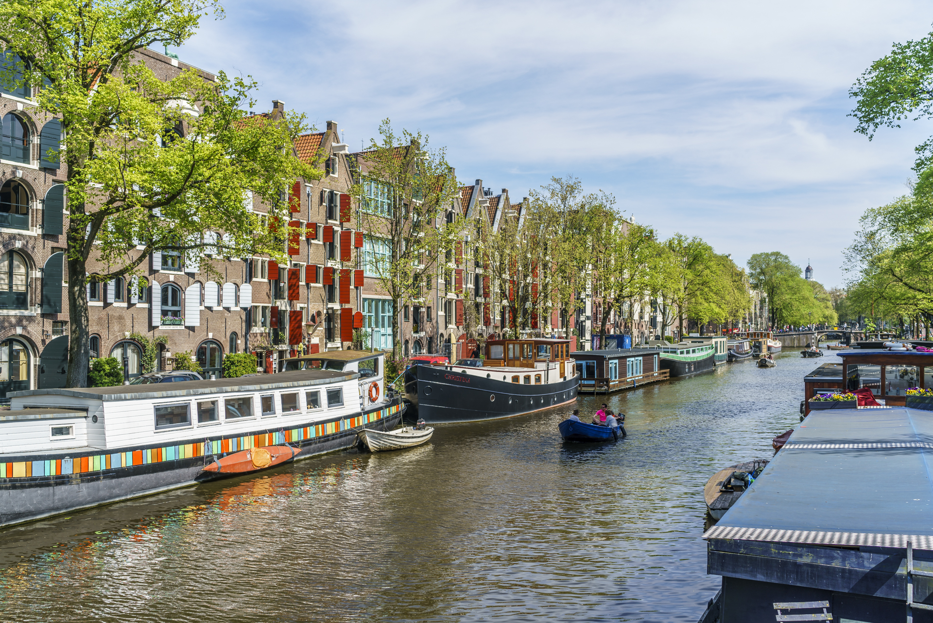 Prinsengracht-Amsterdam