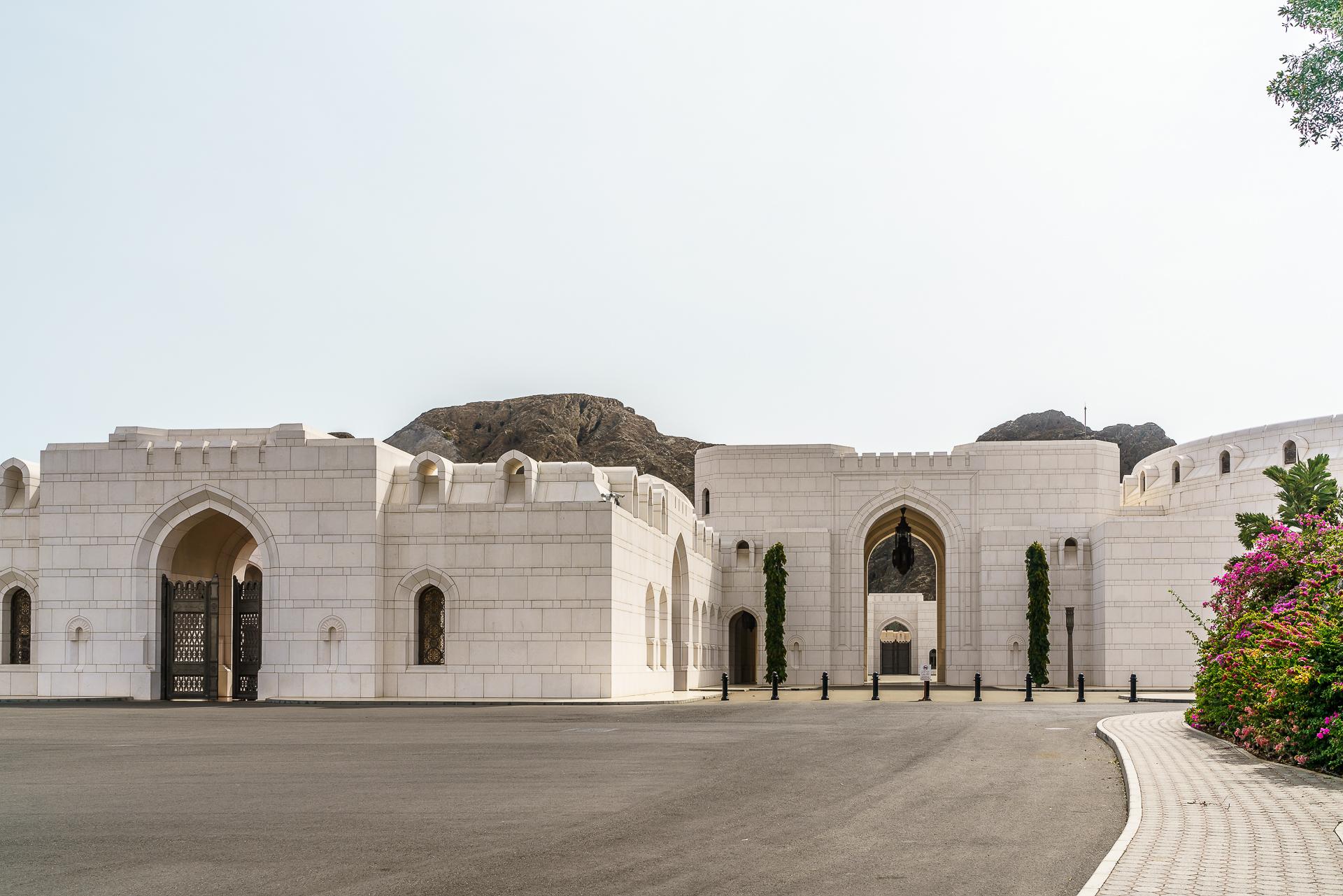 Qasr-al-Alam-Moschee