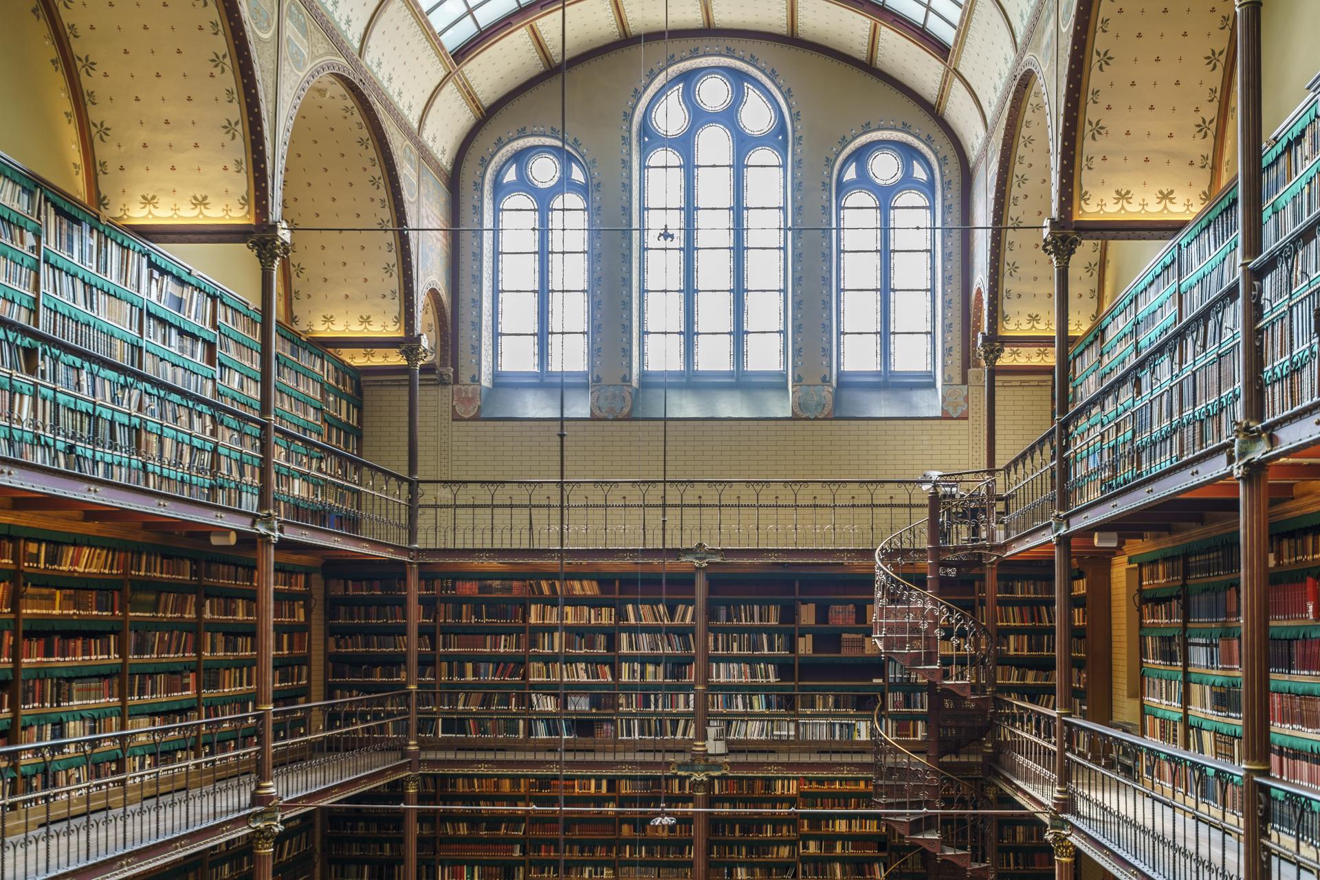 Rijksmuseum-Bibliothek