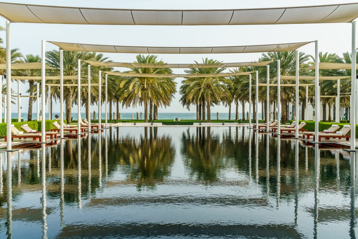Wunderbar relaxt: 48 Stunden in Muscat