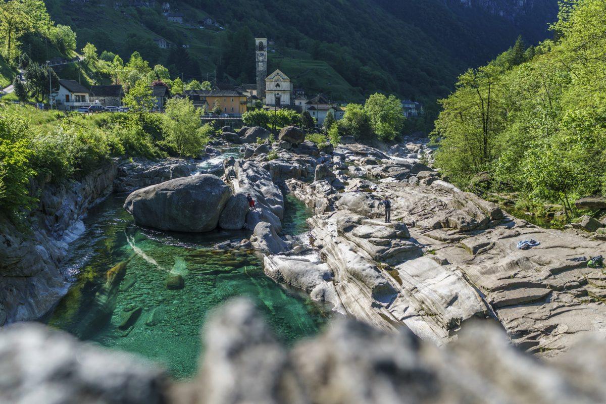 Sentiero Verzasca – von Sonogno nach Lavertezzo im Verzascatal
