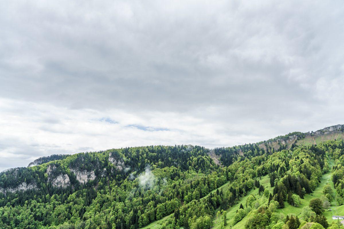 Weissenstein-Balsthal: unterwegs im Naturpark Thal