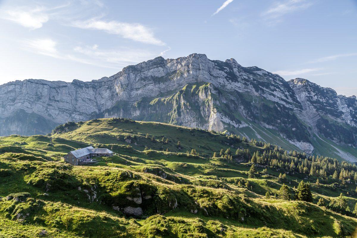 Meine Lieblingsplätze für den Schweizer Bergsommer
