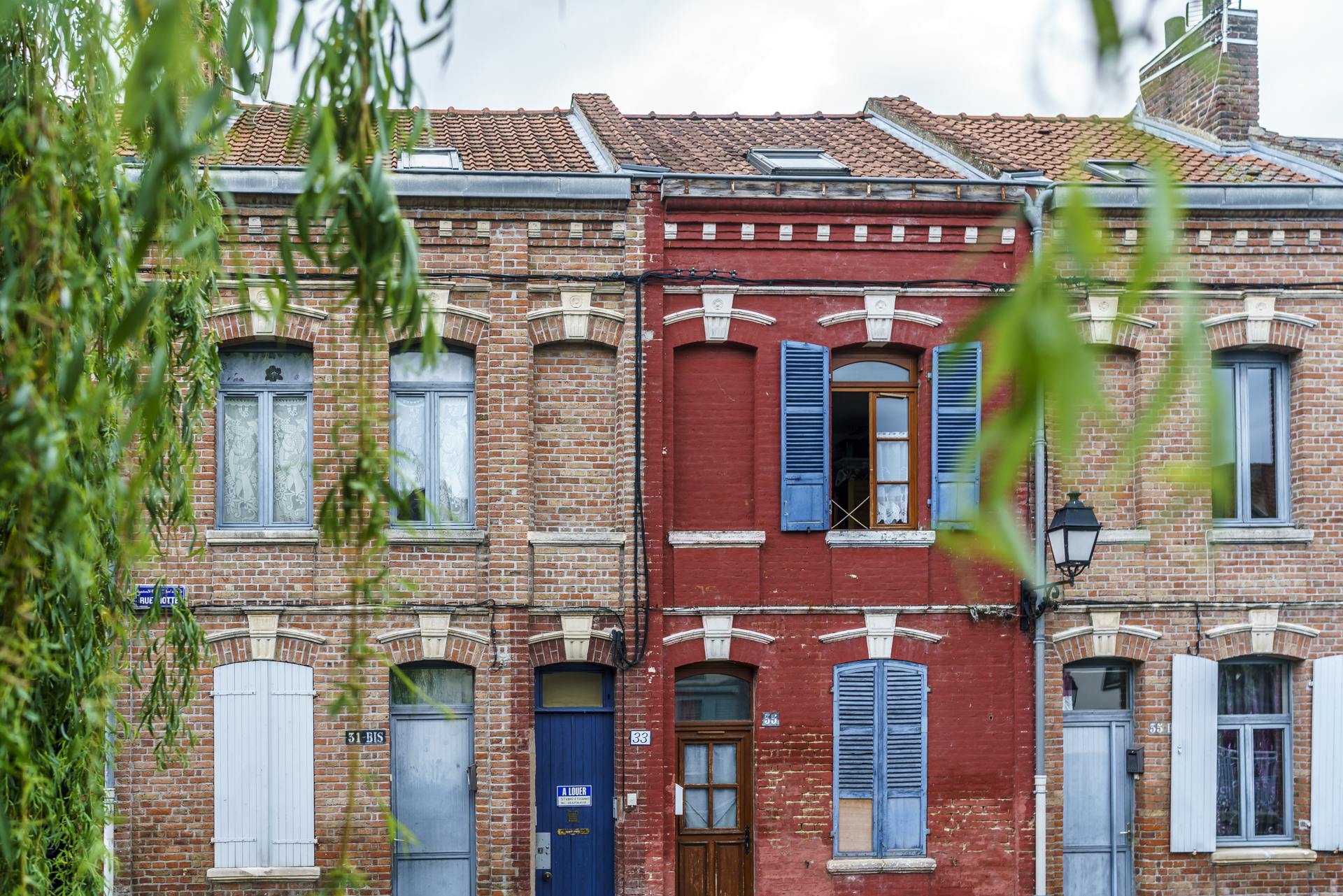 Amiens-Arbeitsquartier
