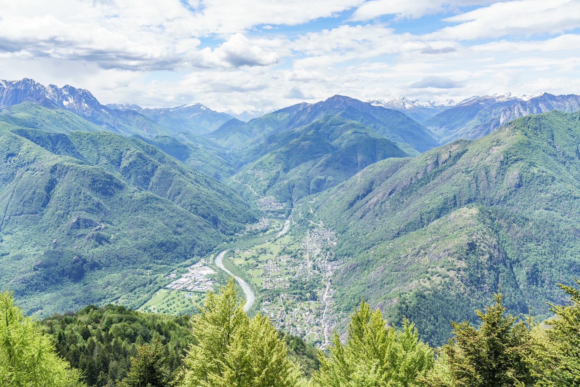 Cardada-Aussicht-Maggiatal