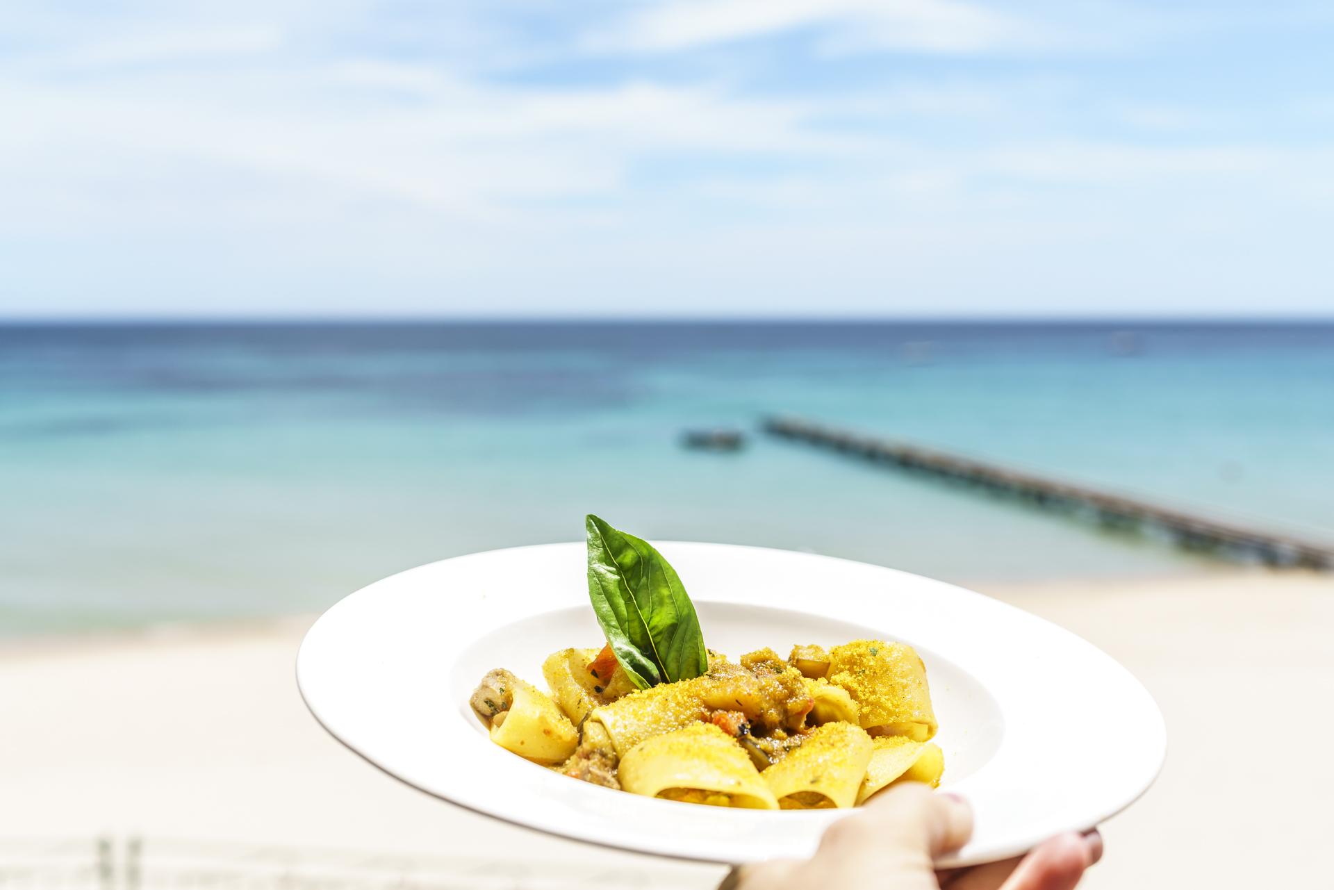 Beach Comber Restaurant Forte Village Sardinia