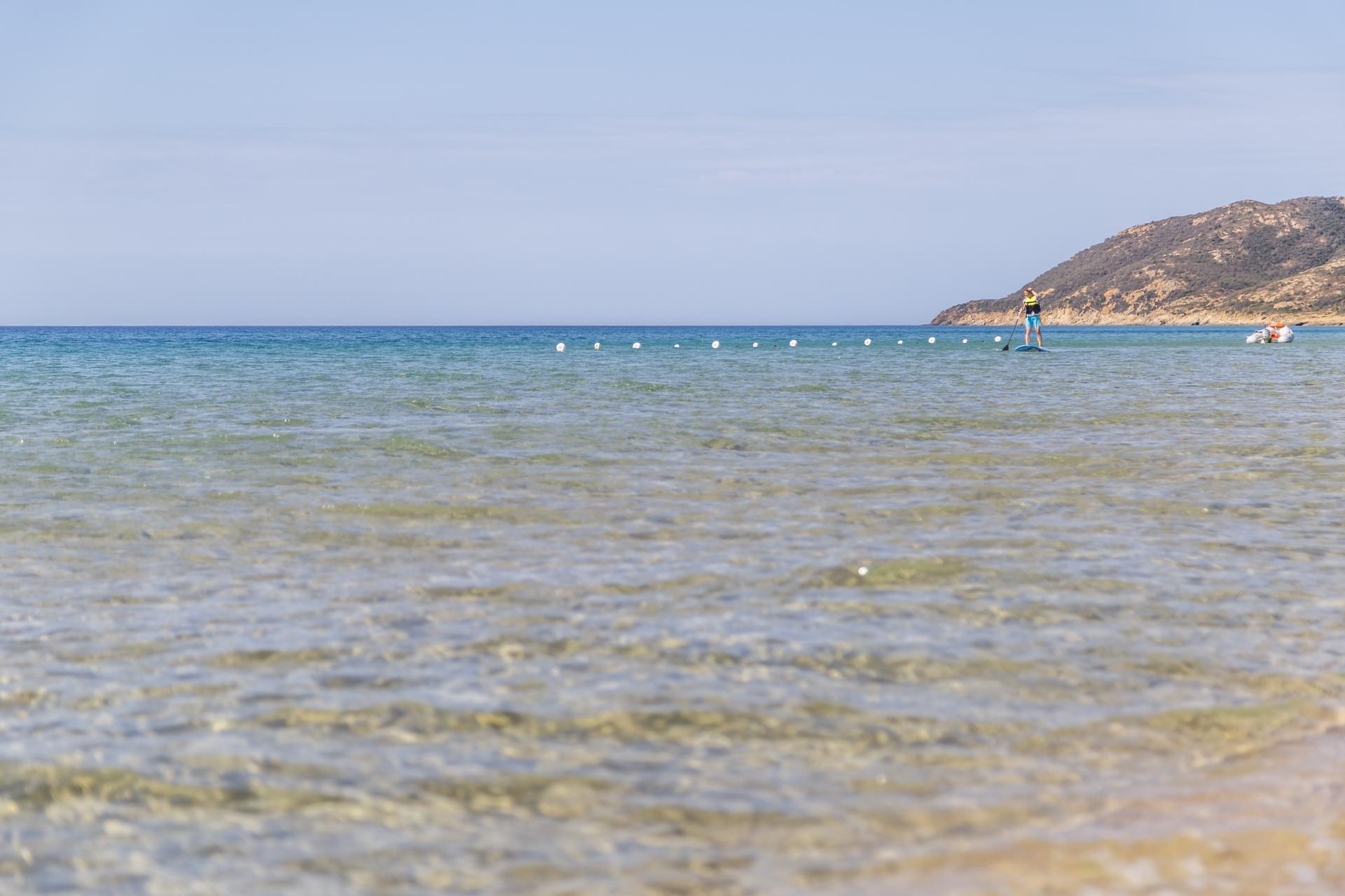 Forte-Village-Sardinia-Standup-Paddeling