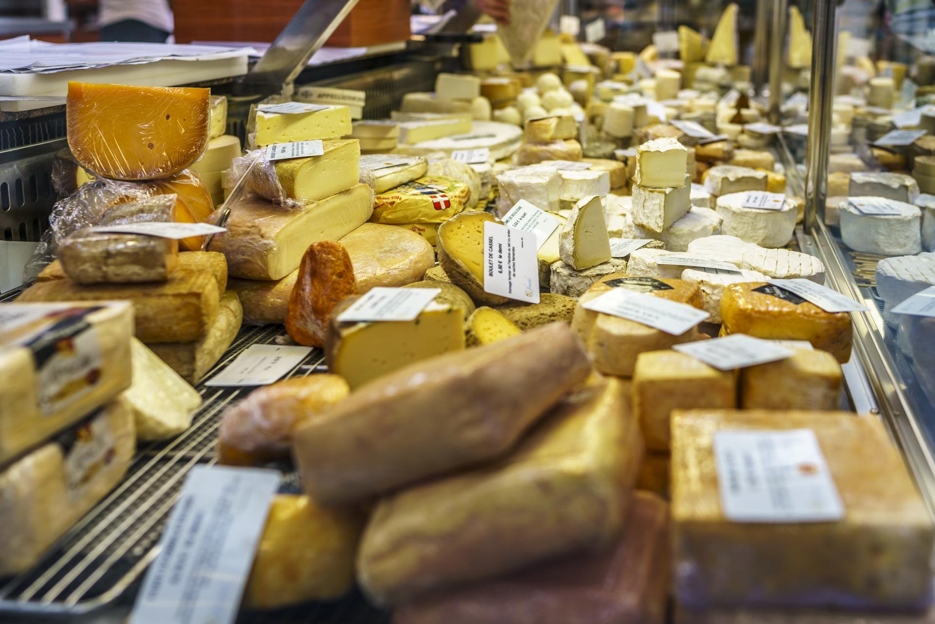 Marche-de-Wazemmes-lille-Käse