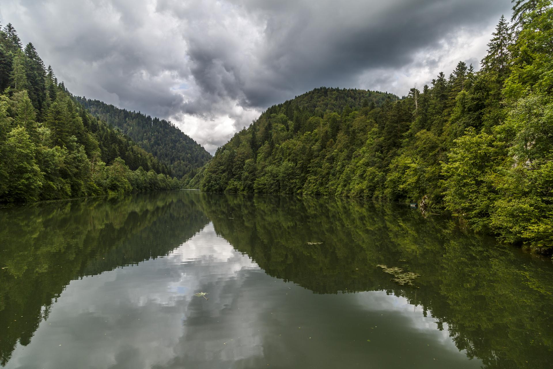 Doubs-Schweiz-Frankreich