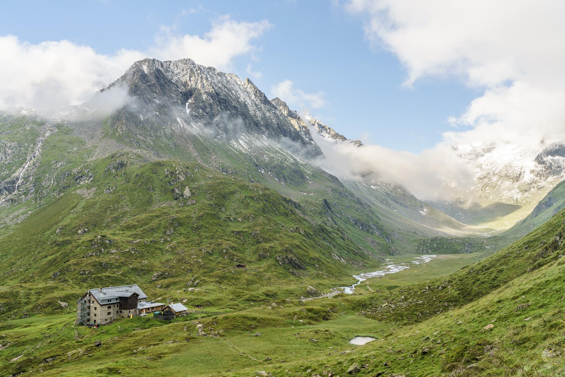 Franz-Senn-Huette-Rinnenspitze