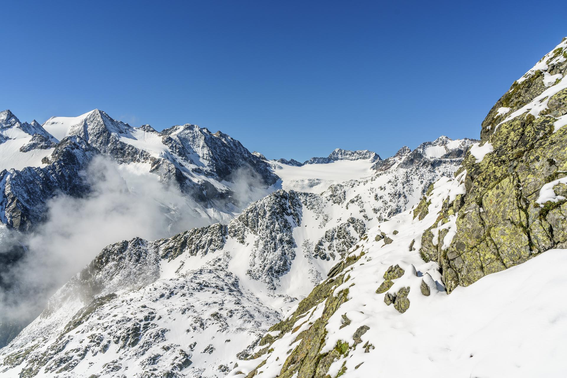 Gletscher-Stubaital
