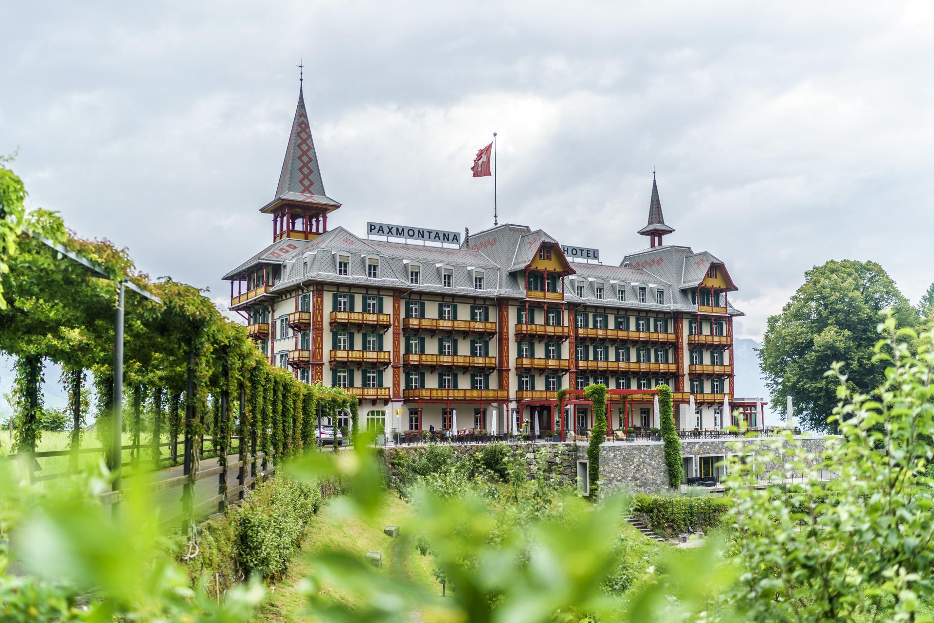 Hotel-Paxmontana-Flueli-Ranft
