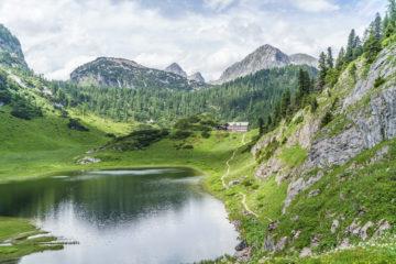 Große Reibn - Hüttentour im Nationalpark Berchtesgaden
