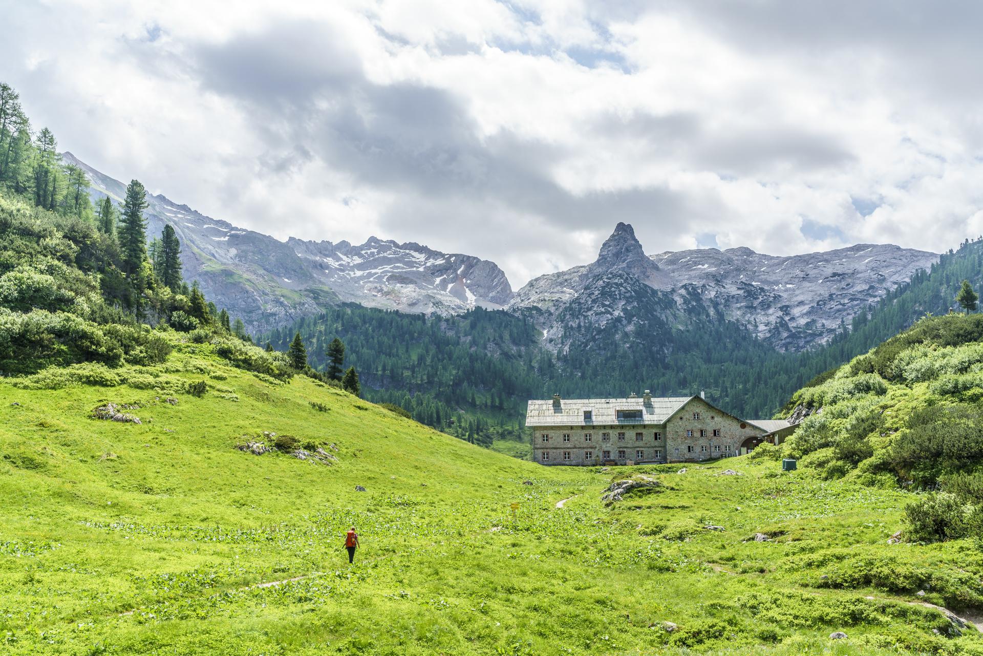 Hüttentour Nationalpark Berchtesgaden