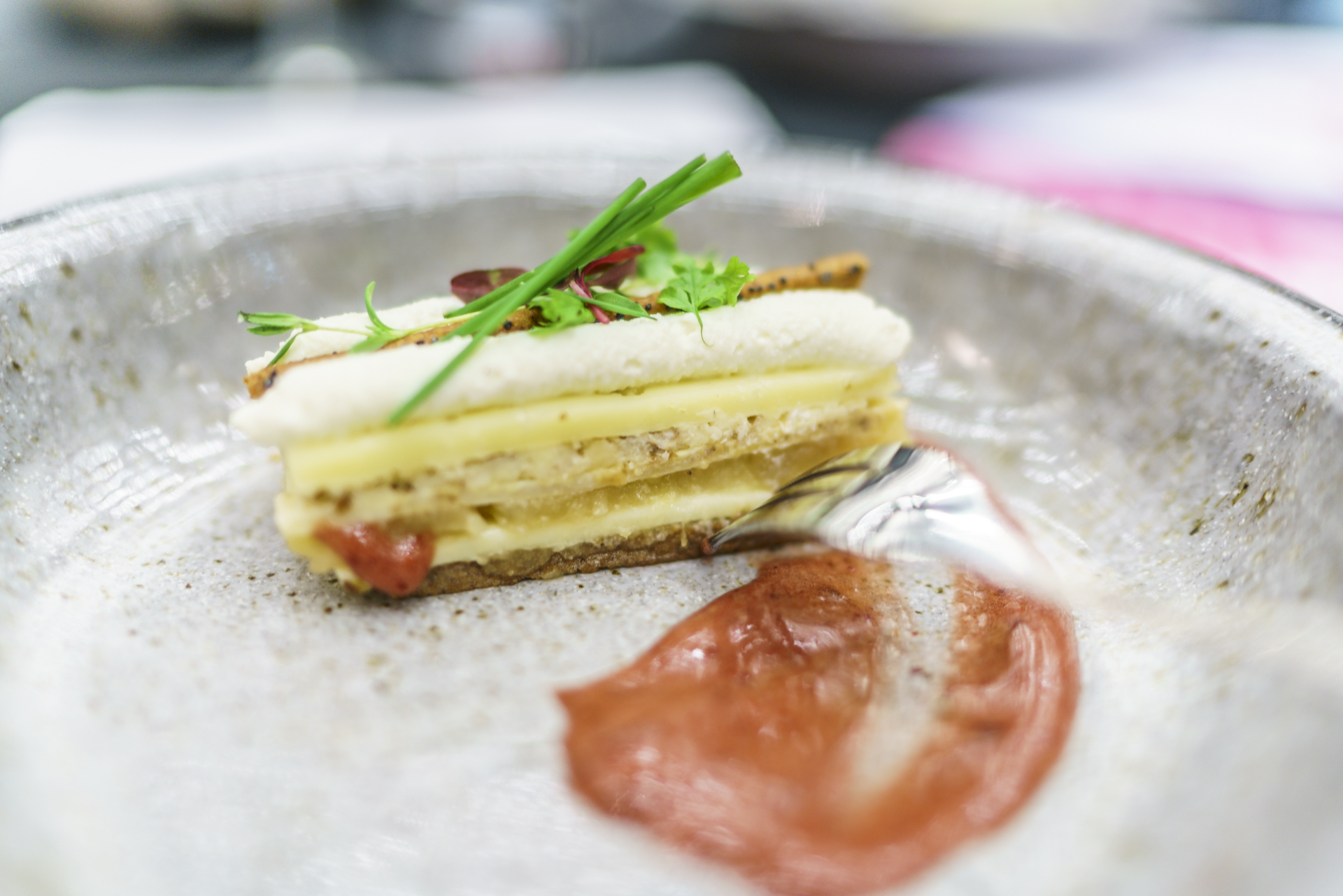 Millefeuille-de-Fromage