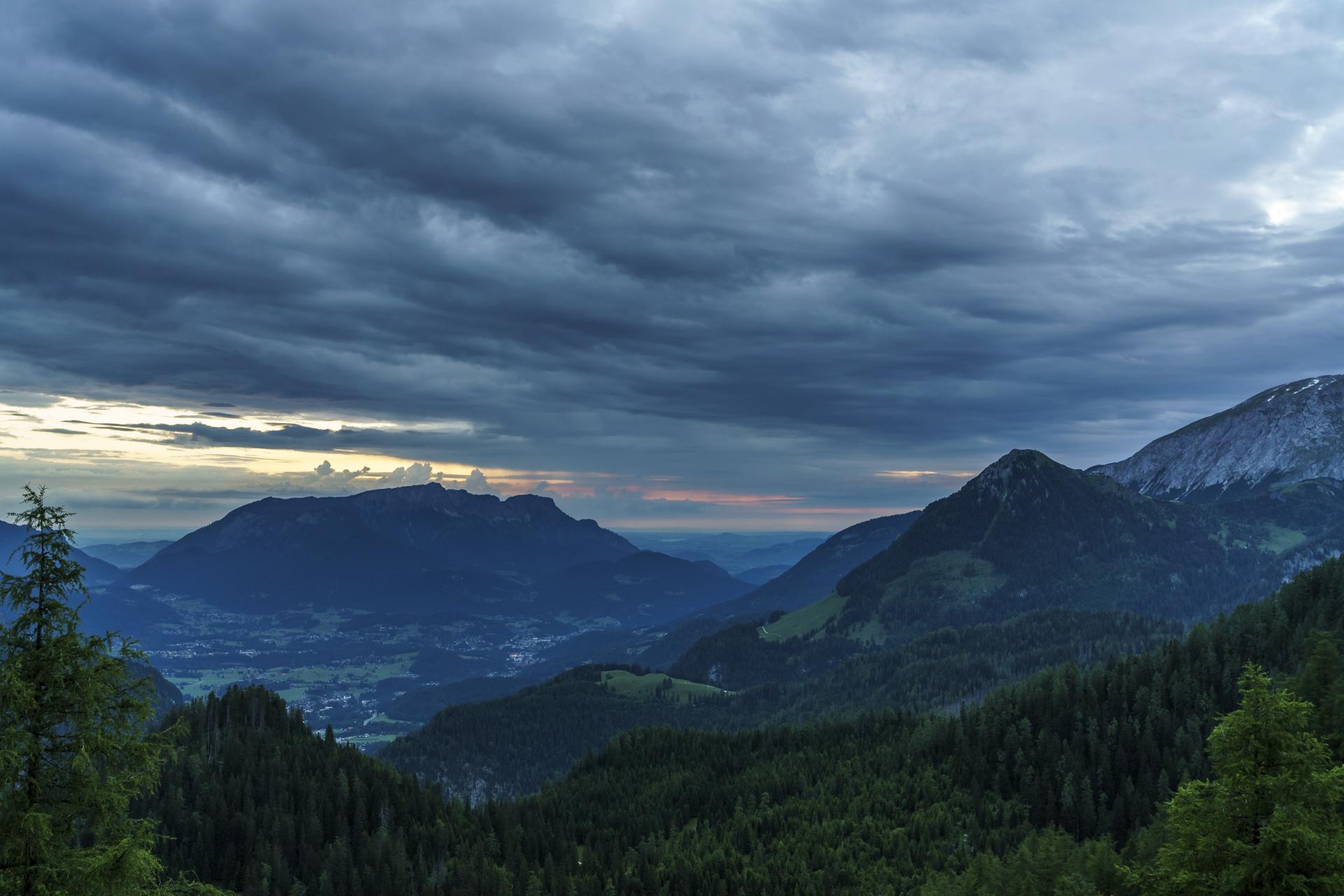 Morgenstimmung-Nationalpark-Berchtesgaden