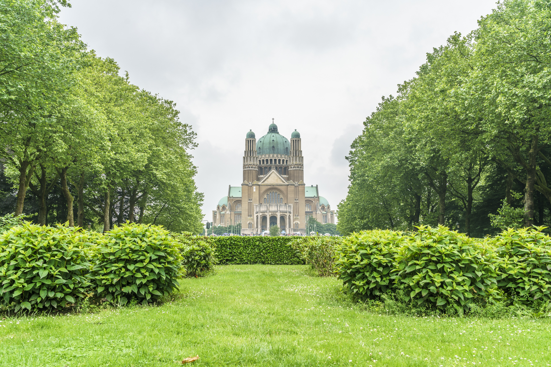 Nationalbasilika- Heiligen-Herzens