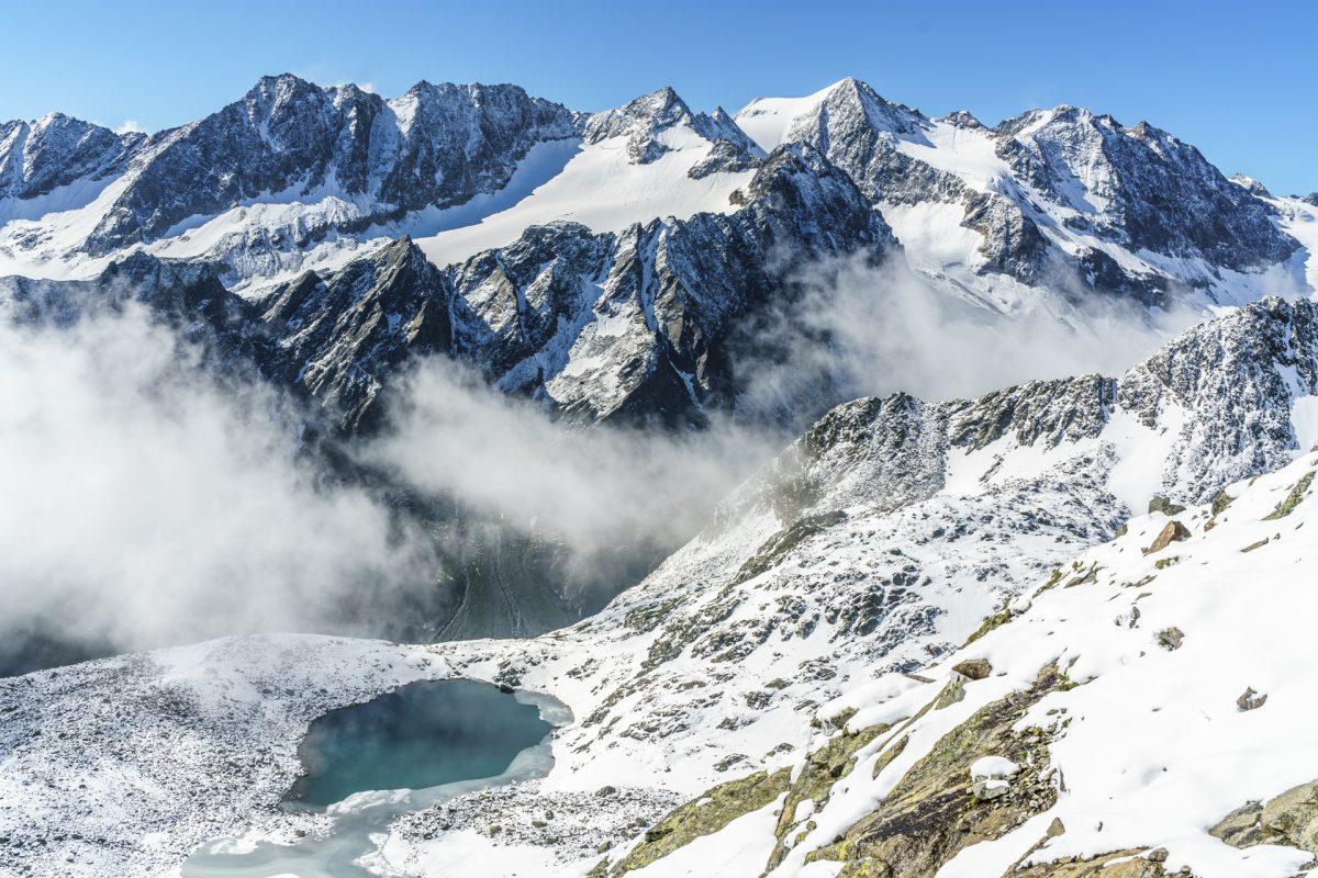 50 Meter Überwindung: der steile Weg zum Gipfelglück