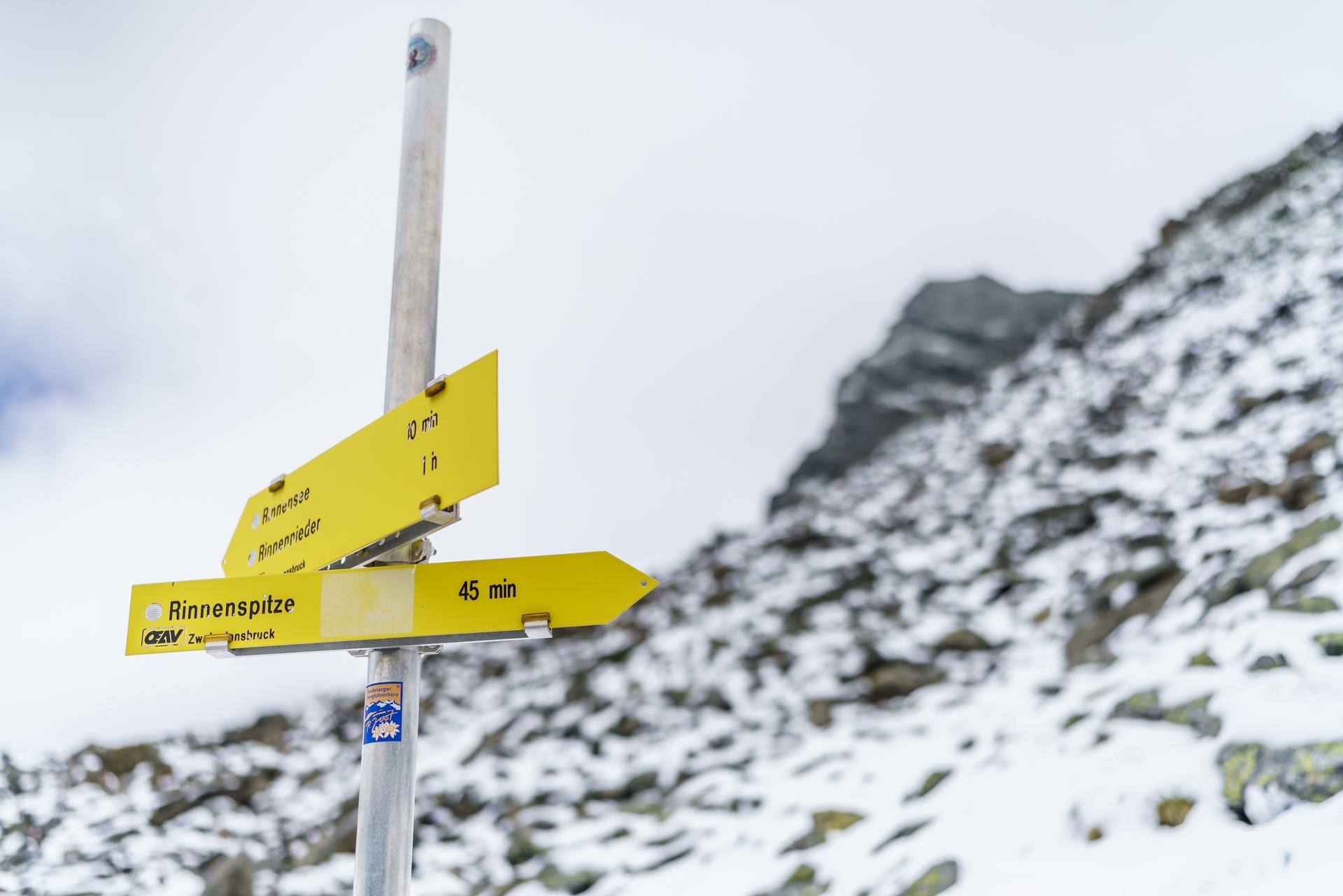 Rinnenspitze-Wanderung-Stubai