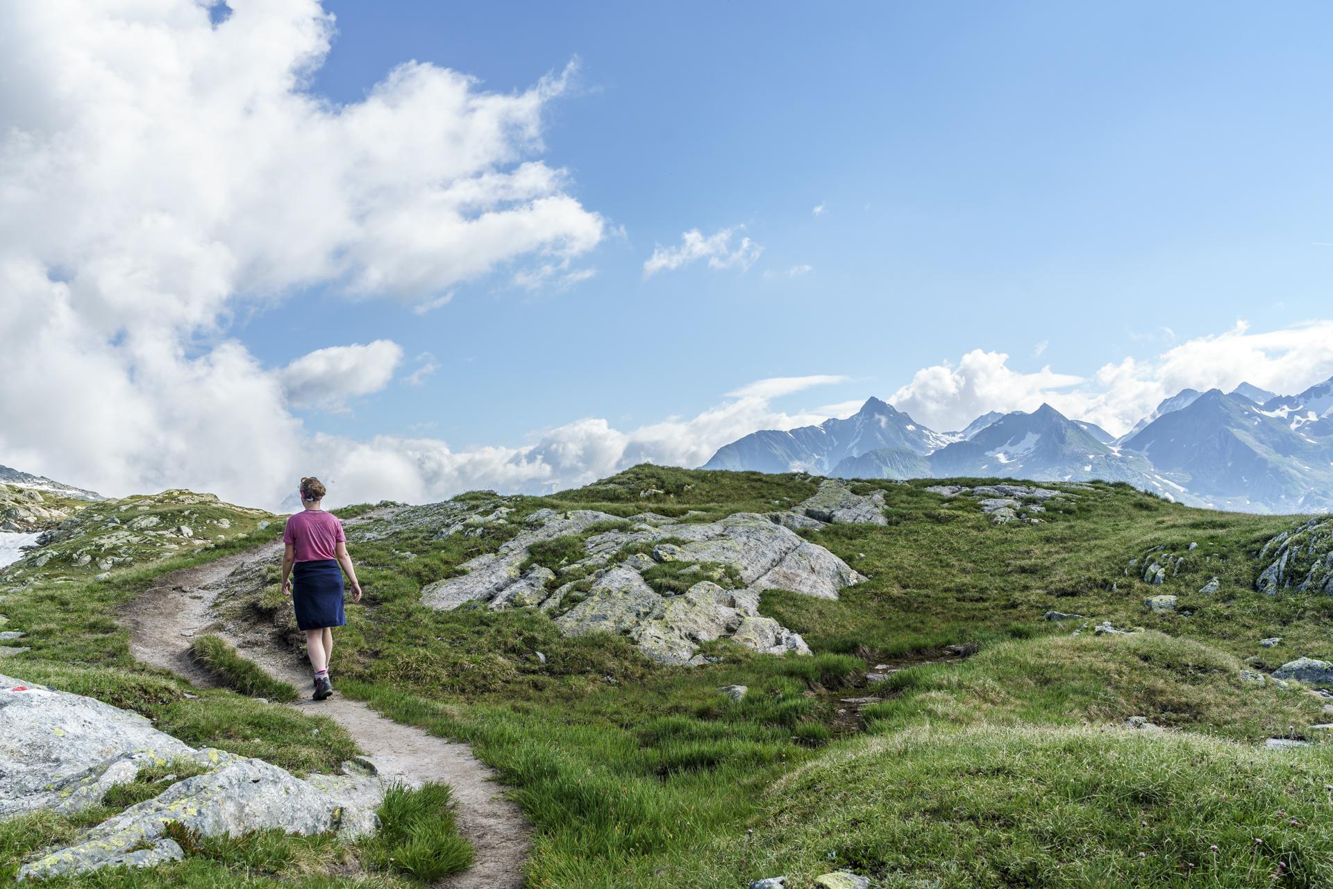 Wandern-Gotthardregion