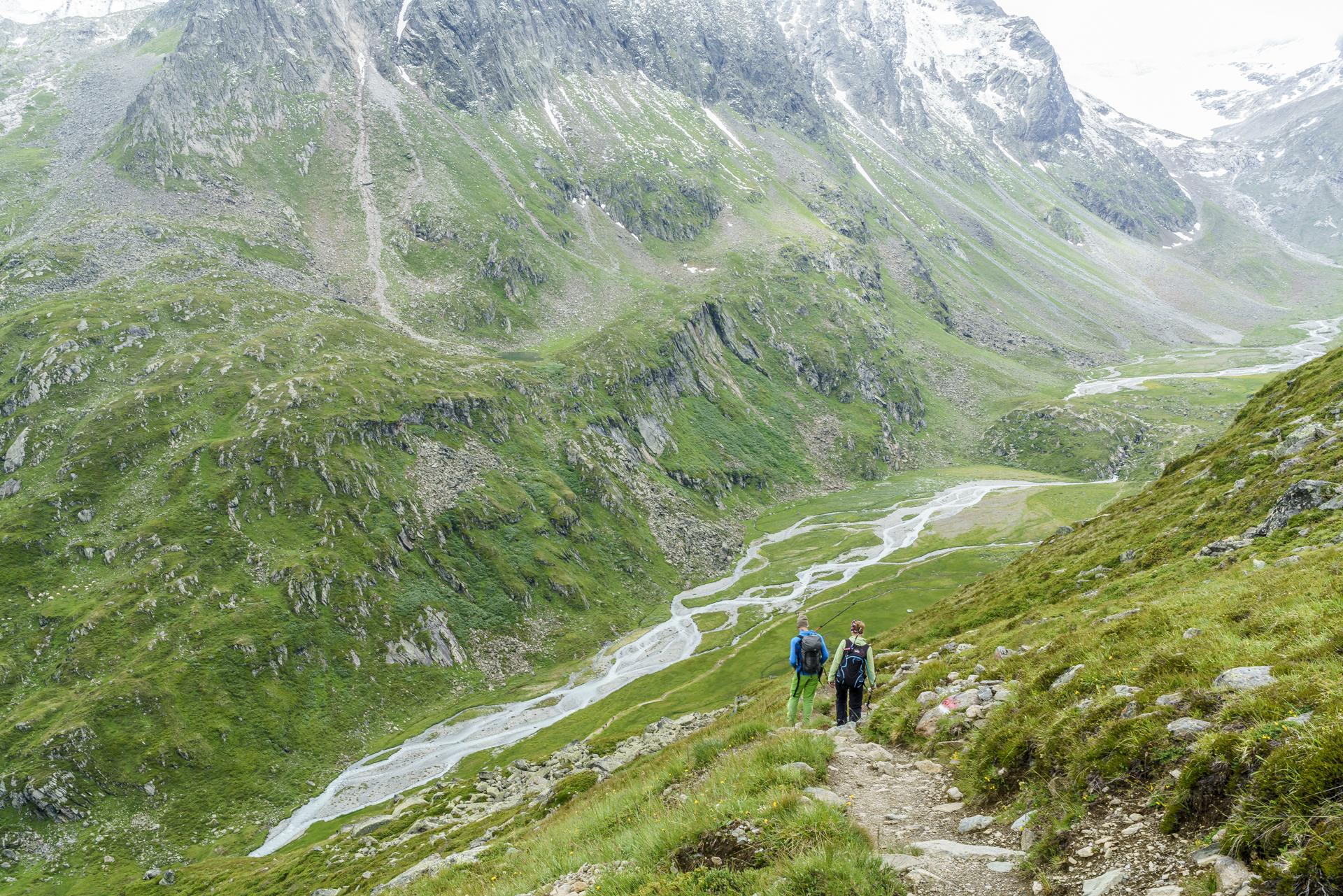 Wanderweg-Franz-Senn-Huette