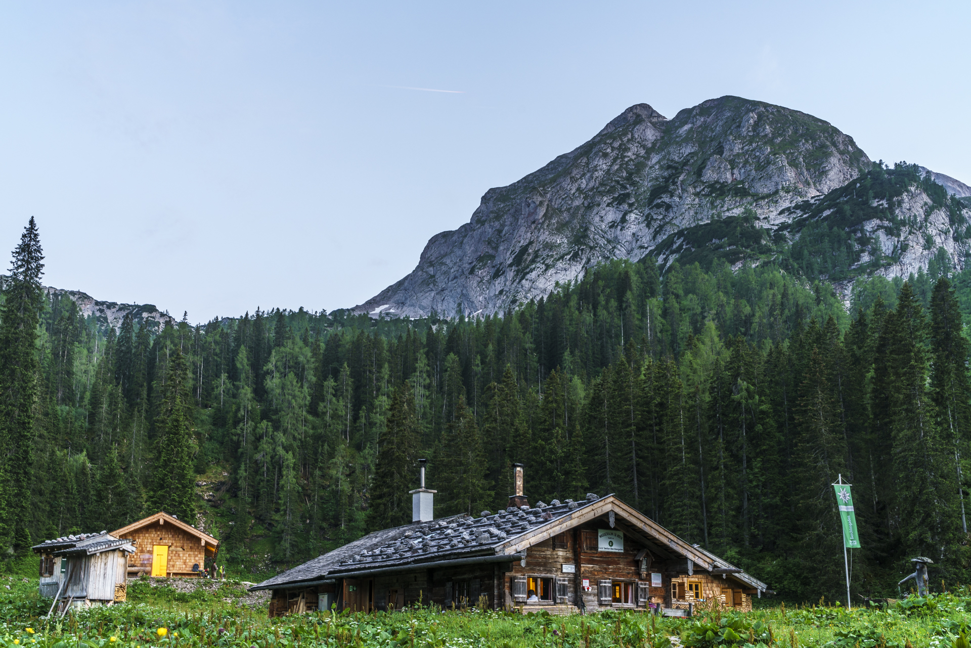 Wasseralm-Nationalpark-Berchtesgaden