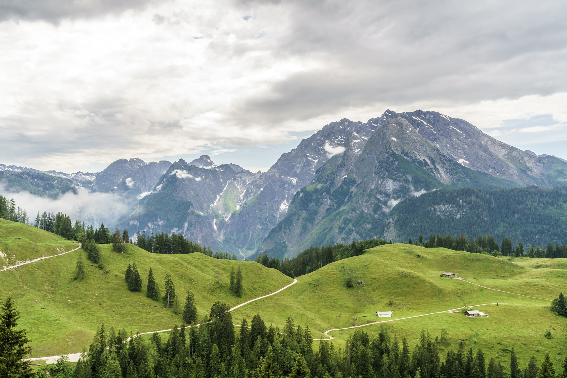 Watzmann-Berchtesgaden