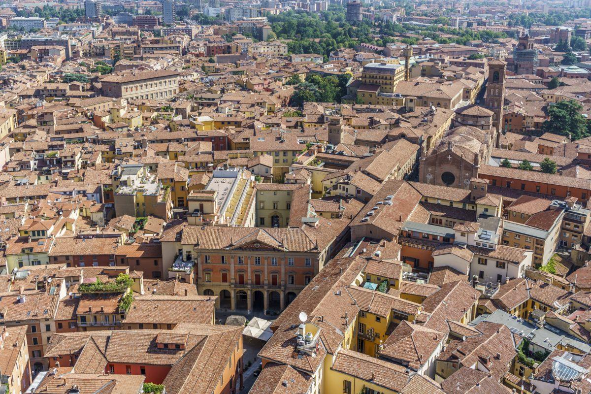 Wieso Bologna im Sommer eine gute Idee ist