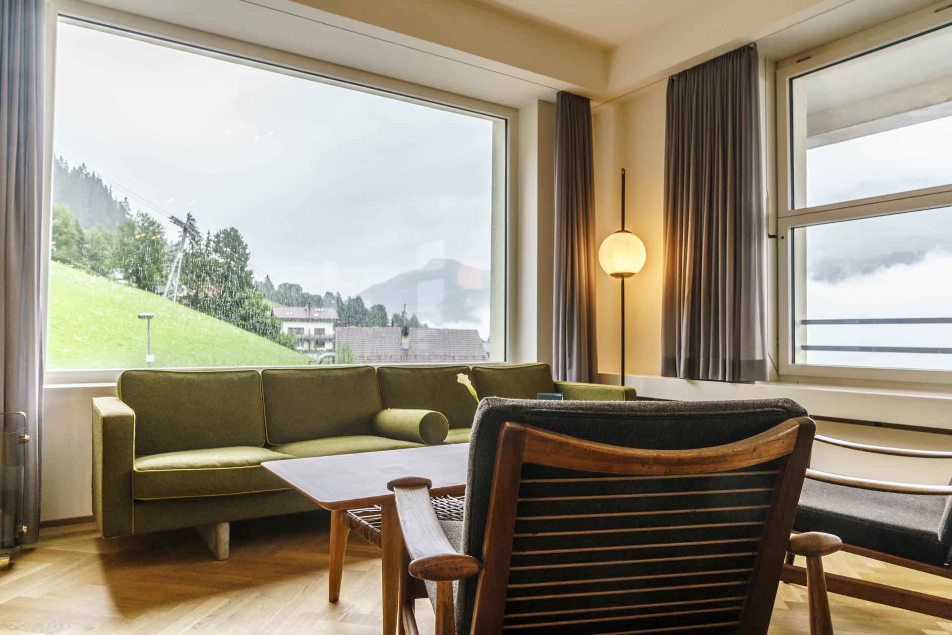 Bellevue-Adelboden-Lobby