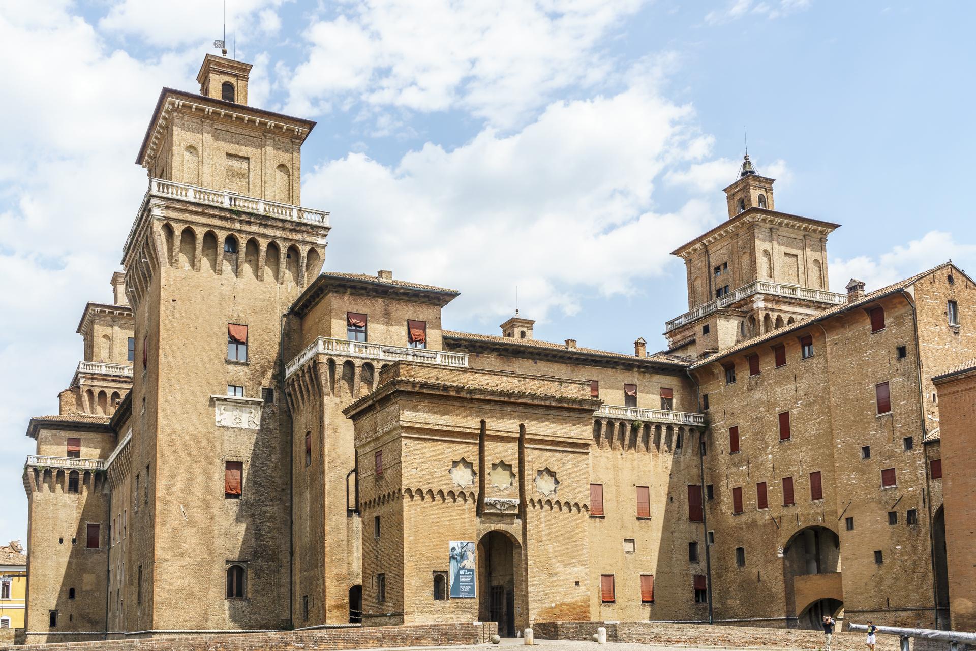 Castello-Estense-di-Ferrara