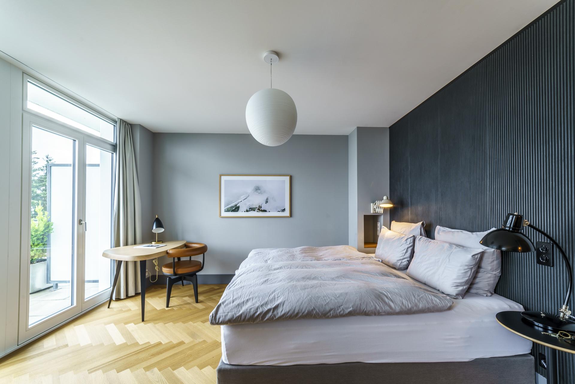 Bellevue Adelboden Classic Südzimmer
