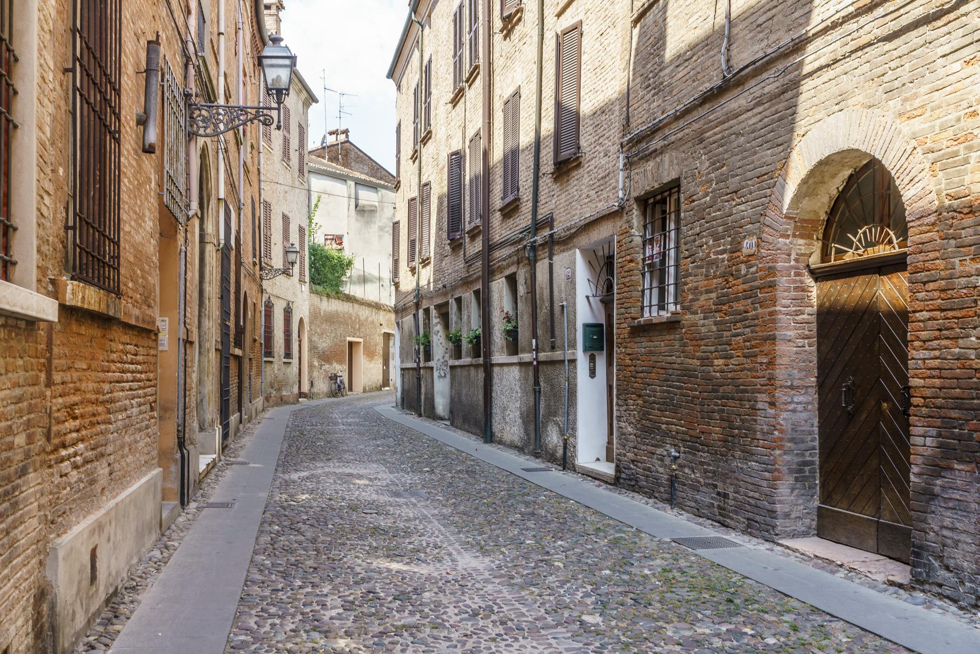 Ferrara-Italien