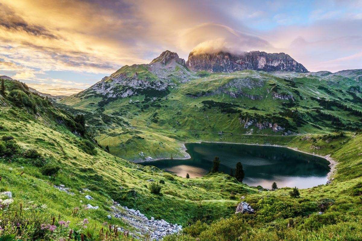 Formarinsee: ein Schatz zwischen Lech-Zürs und Klostertal