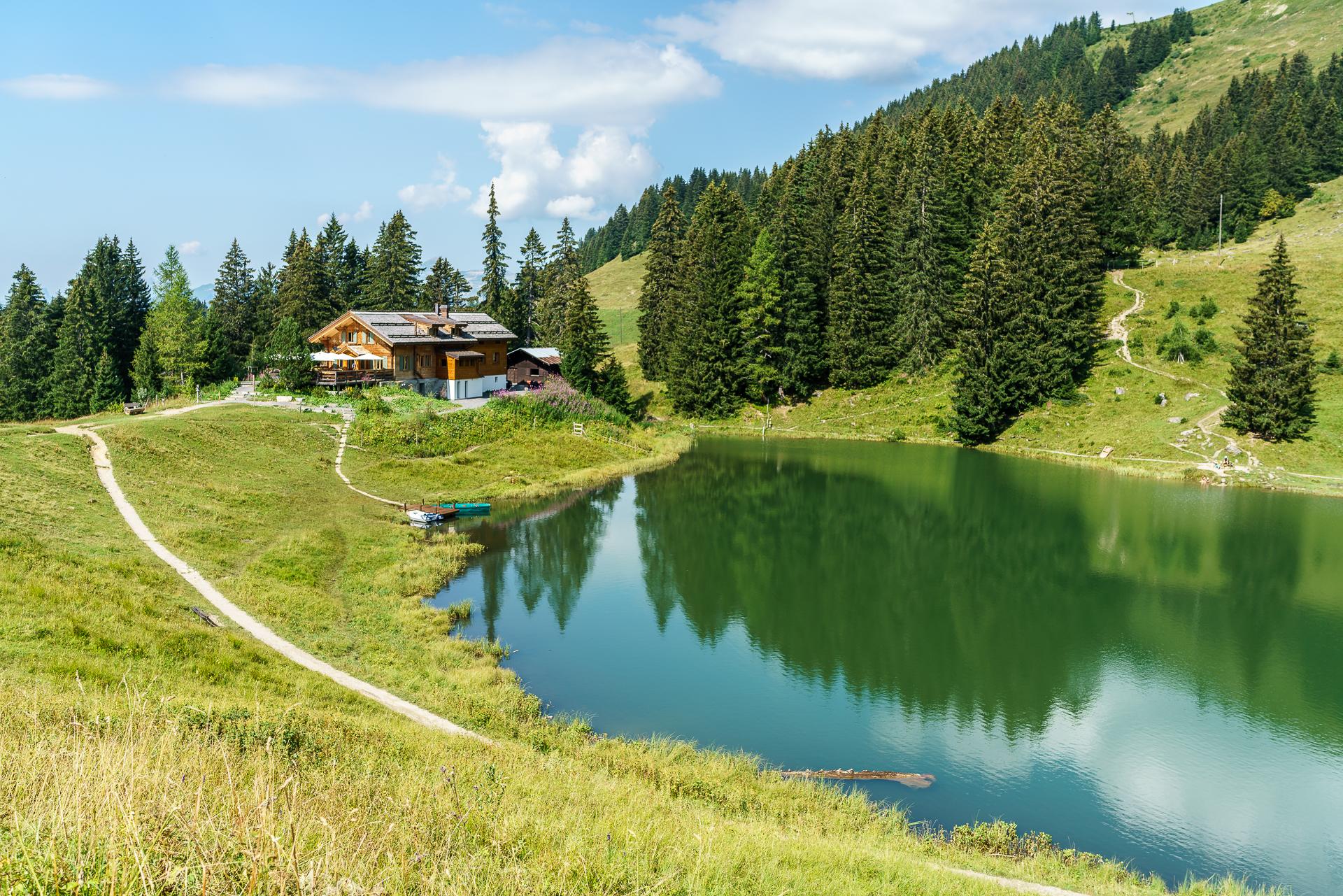 Lac-Retaud-See-Restaurant